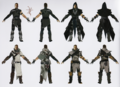 Dorian concept art from The Art of Dragon Age: Inquisition