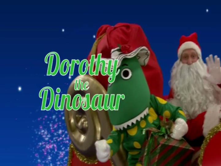the wiggles christmas images dorothy the dinosaur its always christmas with you hd wallpaper and background photos - Always Christmas