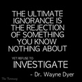 Dr. Wayne Dryer