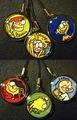 EENE straps for mobile phone - ed-edd-and-eddy fan art