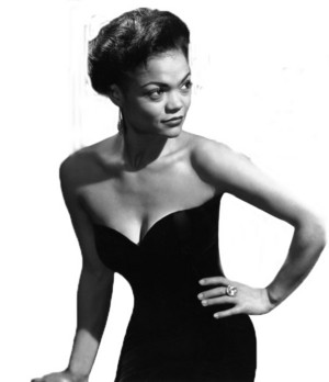 Eartha Kitt Transparent