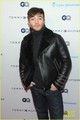 Ed Westwick @ The Men Of New York event at the Tommy Hilfiger Fifth Avenue Flagship