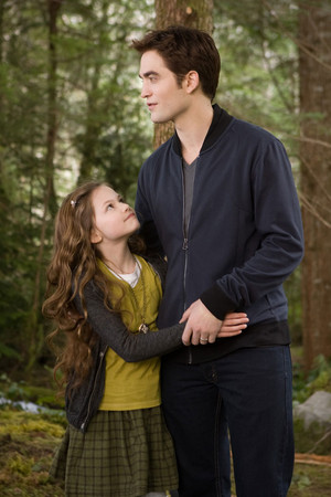 Edward and Nessie