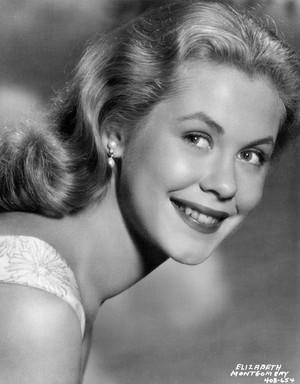 Elizabeth Victoria Montgomery (April 15, 1933 – May 18, 1995)