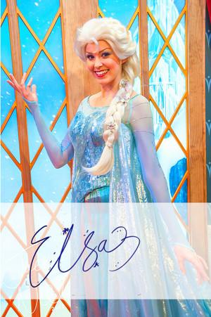 Elsa Autograph