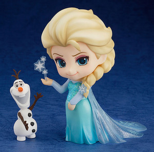 Elsa and Olaf doll