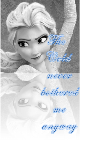 Frozen wallpaper titled Elsa
