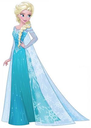 Elsa new pose