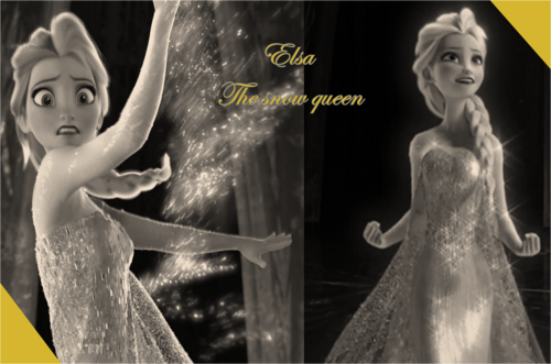 La Reine des Neiges fond d'écran called Elsa the snow Queen