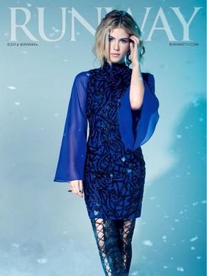 Emily Bett Rickards - मार्ग, रनवे Magazine Cover
