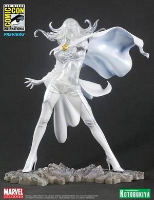 Emma Frost Diamond Form Figurine