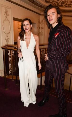 Emma and Harry