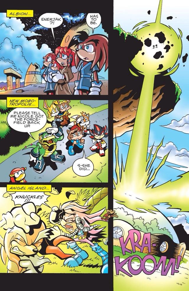 EnerJak vs Super Sonic - 刺猬索尼克照片(37875887) - 潮流粉丝俱乐部