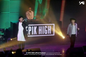Epik High фото from Последнее 'PARADE 2014' concerts