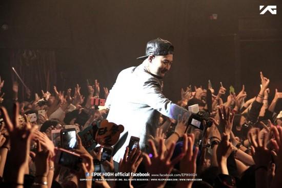 Epik High foto from baru saja 'PARADE 2014' concerts