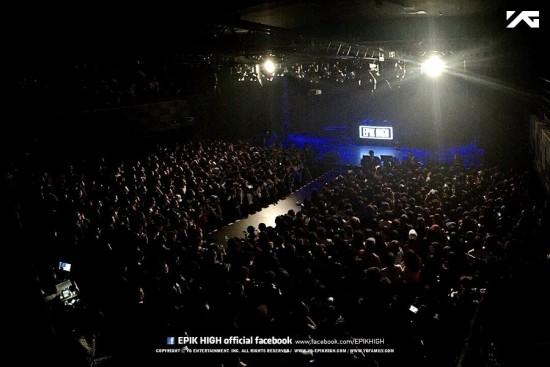 Epik High foto-foto from baru-baru ini 'PARADE 2014' concerts