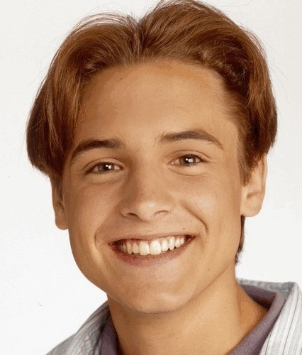 Will Friedle wallpaper containing a portrait entitled Eric Matthews
