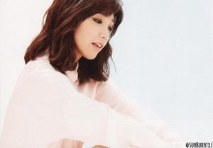 Eunji - pink luv