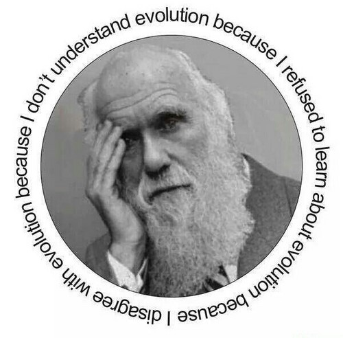 Atheism wallpaper entitled Evolution