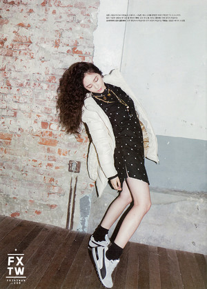 F(x) Krystal High Cut 2014