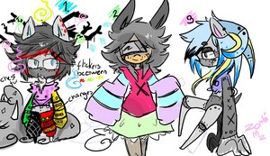 First Adoptables.