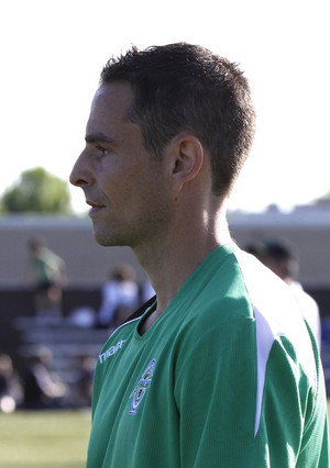 Football Player Gregoire Akcelrod