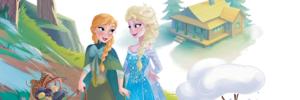 La Reine des Neiges - A New Reindeer Friend