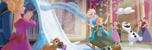 frozen - A New Reindeer Friend