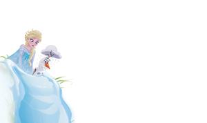 겨울왕국 - A New Reindeer Friend