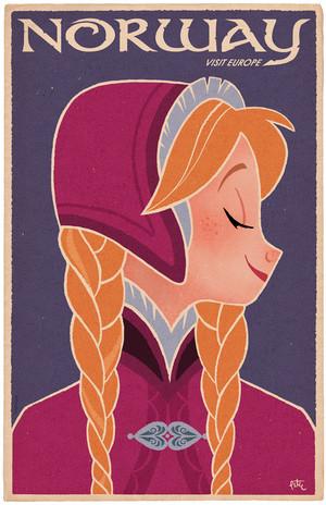 nagyelo Anna Poster