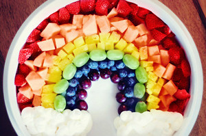 fruit arc en ciel