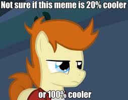 Fry As A kuda, kuda kecil