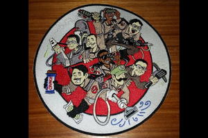 GB Hawaii Division Team Caricature patch!