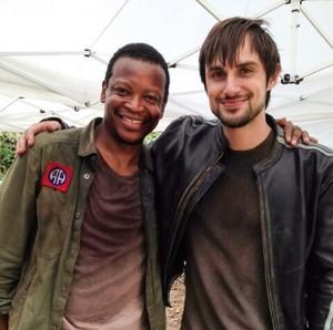 Gareth and Bob