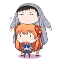Gekkan Shoujo Nozaki-Kun - anime fan art