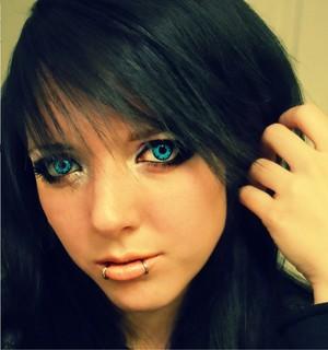 Girl Close up