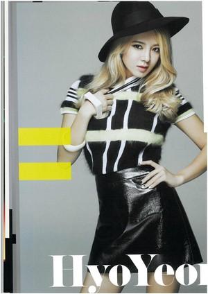 Girls Generation Sone Note