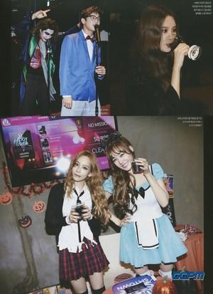 Girls Generation - The Celebrity Halloween