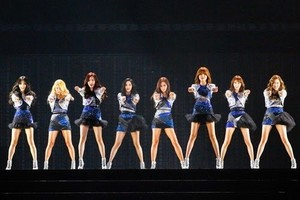 Girls Generation @ Tokyo Dome