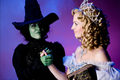 Glinda and Elphaba - wicked photo