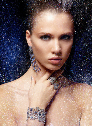 Glitter Fashion fotografi