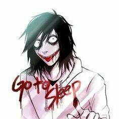 Jeff the killer hình nền called Go to sleep