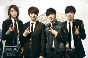 Group Korean Male Cnblue