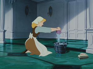 HD Blu-Ray Disney Princess Screencaps - Princess Cinderella