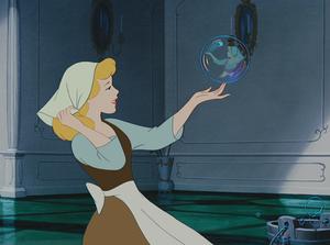 HD Blu-Ray 디즈니 Princess Screencaps - Princess 신데렐라