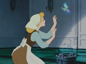 HD Blu-Ray Дисней Princess Screencaps - Princess Золушка