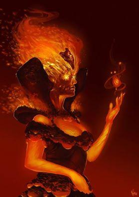 Hades flame