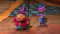 Happily Never After Munk and Mambo Start of Film