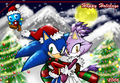 Happy Holidays - sonic-the-hedgehog fan art