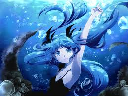 Hatsune Miku-Deep Sea